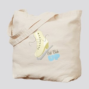 Get Back Up Tote Bag
